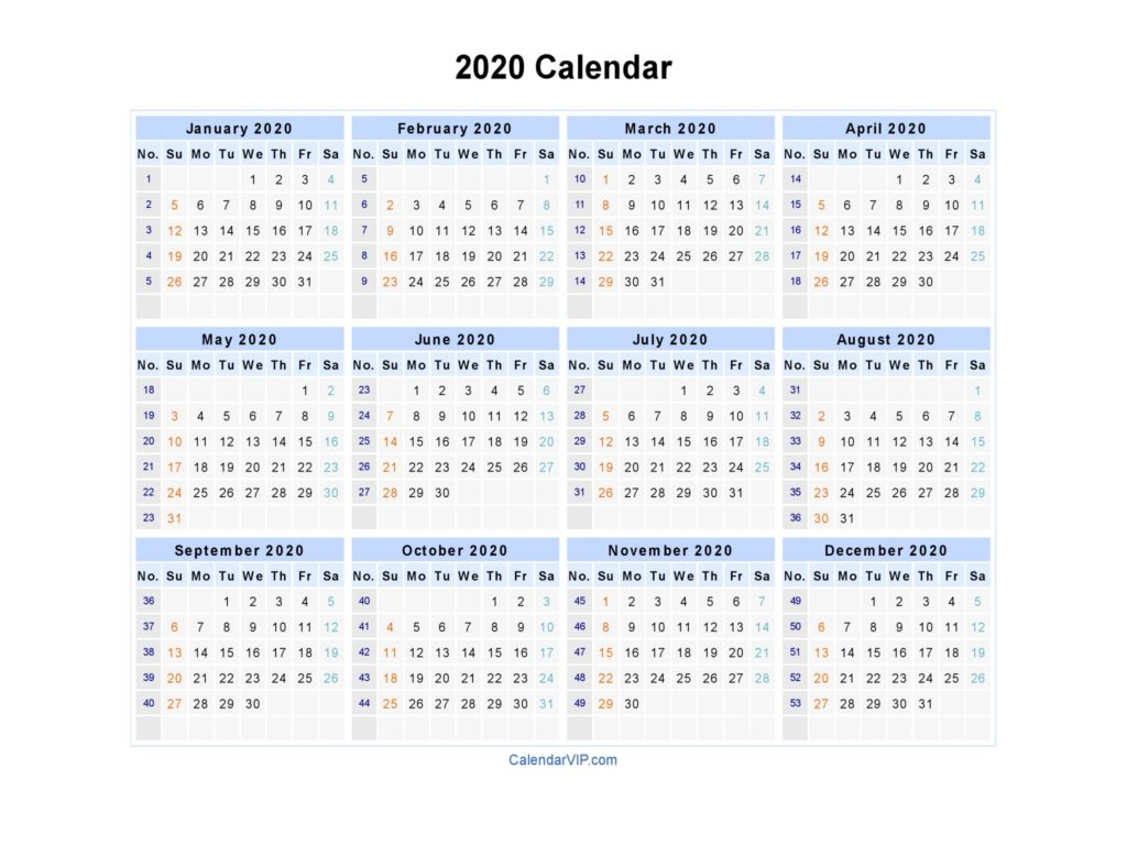 This is a photo of Sizzling 2020 Printable Planner
